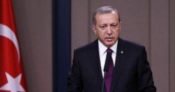 Cumhurbaşkanı Erdoğan'dan Gani'ye taziye mesajı