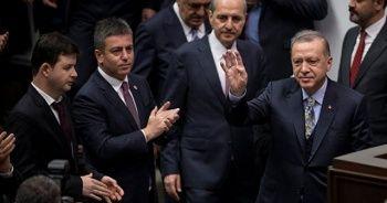 Cumhurbaşkanı Erdoğan'dan tampon bölge açıklaması