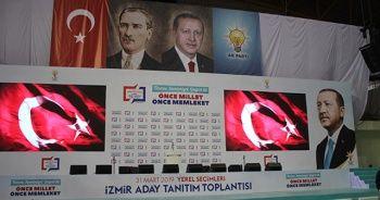 Cumhurbaşkanı Erdoğan, İzmir adaylarını yarın açıklayacak