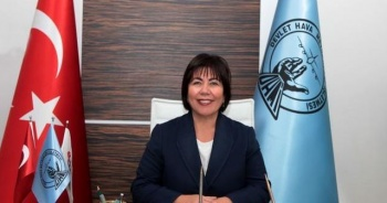 DHMİ Genel Müdürü Funda Ocak, 'DHMİ çalışıyor Türkiye uçuyor'
