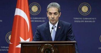 Dışişleri Bakanlığı'ndan ABD'nin Suriye'den çekilme kararıyla ilgili açıklama