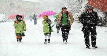 Eğitime kar engeli! İşte 17 Ocak perşembe günü okulların tatil olacağı iller