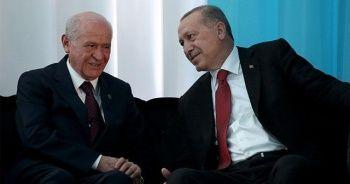Erdoğan'dan 'Projeleri MHP'ye de anlatın' talimatı