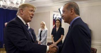 """Erdoğan:""""Trump ile görüşme her an olabilir"""""""