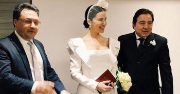 Fazıl Say ve Ece Dağıstan evlendi