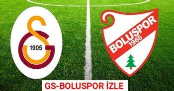 Galatasaray Boluspor kupa maçı özeti ve golleri İZLE | GS Boluspor maçı Kaç Kaç  bitti skoru öğren