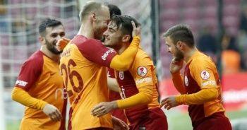 Galatasaray şovla turladı