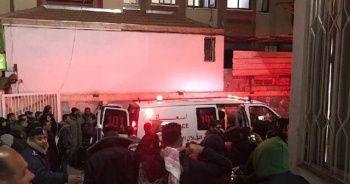 Gazze'de bir evde patlama: 4 yaralı