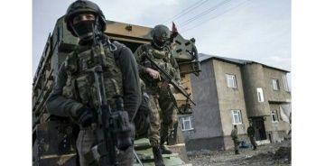 Hakkari'de gri listede aranan bir terörist yakalandı
