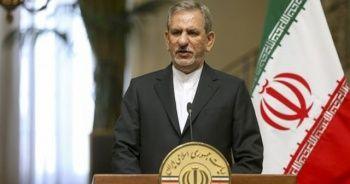 İran heyetinin Suriye temasları