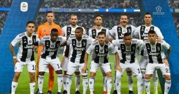 """İtalya'nın """"Süper""""i Juventus"""