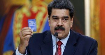 Maduro: Trump, öldürülmem için emir verdi
