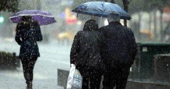 Meteoroloji'den kuvvetli yağış uyarısı! İstanbul'da bugün hava nasıl olacak?