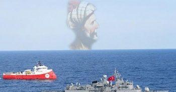 Milli Savunma Bakanlığı'ndan 'Barbaros' paylaşımı
