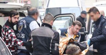 Minibüste yaşayan adam ısınmak için yaktığı tüpten zehirlenerek hayatını kaybetti