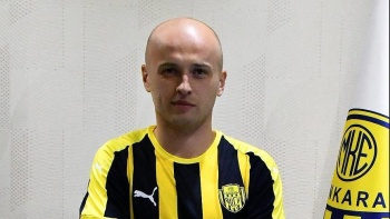 MKE Ankaragücü'nde transfer