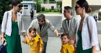 Necati Şaşmaz'ın 10 milyon lira tazminat isteği olay olmuştu! Çocuklarına yurt dışı yasağı istedi