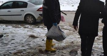 Ormanda vahşet! Gazete kağıdına sarılı kesik kadın kolu bulundu