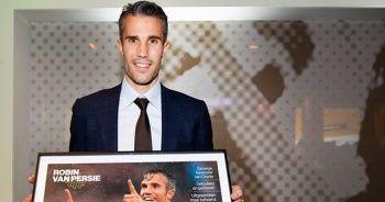 Robin Van Persie'ye, 'Spor Kişiliği' ödülü