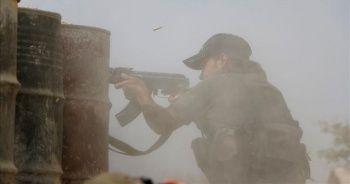 Suriye'de Rus ve İran destekli güçler arasında çatışma sürüyor
