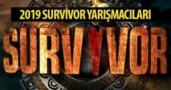 Survivor 2019'da Kimler Yarışacak? Survivor Yarışmacıları Belli Oldu Mu! Türkiye Yunanistan 2019 SURVİVOR