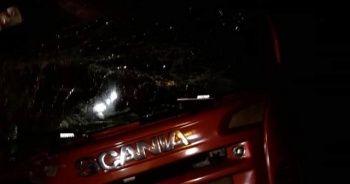 Tosya'da tır kazası: 1 yaralı