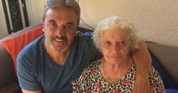 Ünlü oyuncu Mesut Akusta'nın annesi hayatını kaybetti