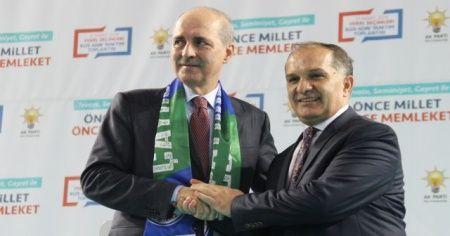 AK Parti Rize belediye başkan adayları açıklandı