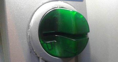 Bankamatik dolandırıcıları suç makinesi çıktı