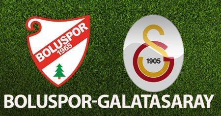 Boluspor Galatasaray Maçı özeti Golü İzle! Bolu GS Kaç Kaç Bitti?