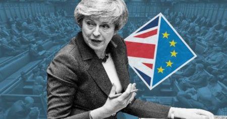 """Brexit Anlaşması'na """"Hayır"""" dediler"""