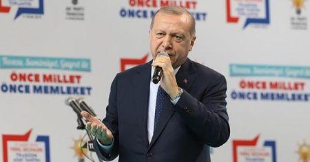 Cumhurbaşkanı Erdoğan Sakarya adaylarını açıkladı