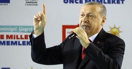 Cumhurbaşkanı Erdoğan Samsun adaylarını açıkladı