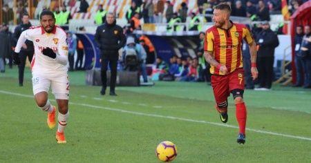 Evkur Yeni Malatyaspor: 3 - Göztepe: 2 (Maç sonucu)