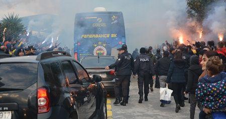 Fenerbahçe'ye Bursa'da taraftar morali