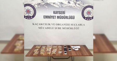 FETÖ hükümlüsü Sami Boydak Umre'ye giderken yakalandı! Üzerinden bin 425 adet altın çıktı