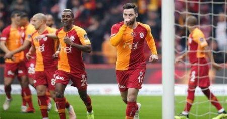 Galatasaray Ankaragücü'nü farklı yendi
