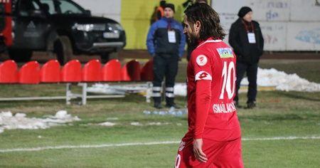 Galatasaray maçı sonrası sözleşmesi feshedildi