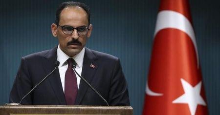 Kalın'dan McGurk'a cevap: PKK propagandası yapıyorsun