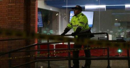 Kolombiya'nın başkenti Bogota'da patlama: Ölüler var