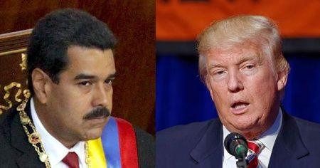 Maduro'dan Trump'a davet: Keşke yüzyüze konuşabilsek