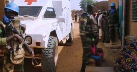 Mali'de silahlı saldırı: 8 BM askeri öldü