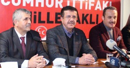 Nihat Zeybekci: Anadolu güneşin doğuşunu İzmir'den seyredecek