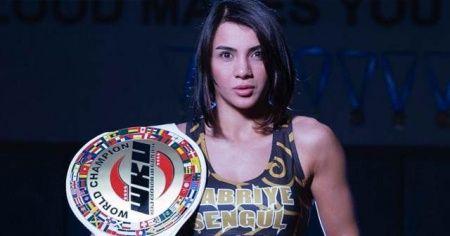 Sabriye Şengül, Sırbistan Şampiyonu ile kozlarını paylaşacak