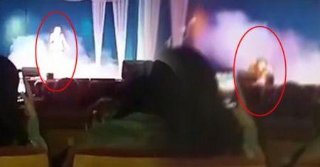Tatar şarkıcı sahnede yaşamını yitirdi