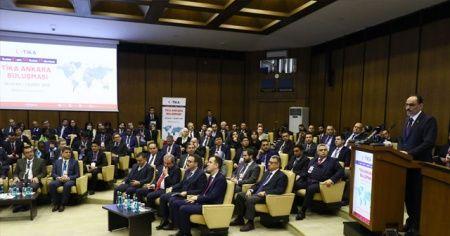 TİKA, 59 ülkedeki 61 ofisi ile Ankara'da buluştu
