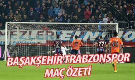 Trabzonspor Başakşehir Maçı GENİŞ ÖZETİ GOLLERİ İZLE! Trabzonspor Başakşehir Maç Özeti! TS Başakşehir ÖZET VİDEOSU