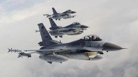 TSK: Irak kuzeyi Zap, Metina, Avaşin ve Haftanin'de 21 terörist öldürüldü