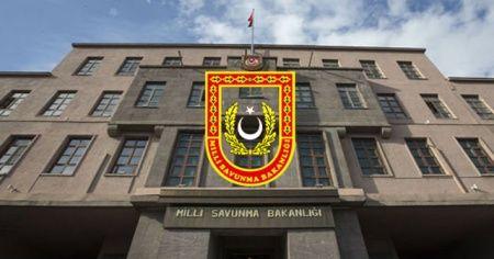 TSK Tel Rıfat'ta PKK/YPG'li teröristleri vurdu