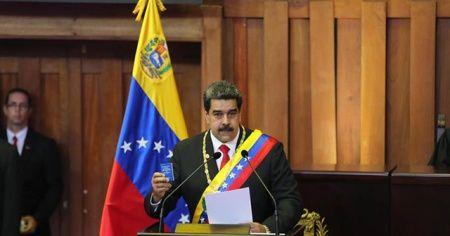 Venezuela lideri Maduro, ABD ile diplomatik ilişkileri kesti